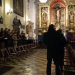 Liturgia godzin w kościele św. Marka