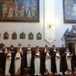 Nieszpory w kościele św. Marka