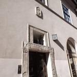 Wejście ze Sławkowskiej