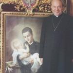 Ze św. Stanisławem Kostką
