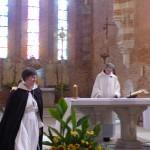 Pierwsza profesja s. Anny