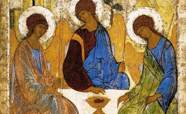 Niedziela Trójcy Przenajświętszej