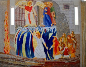sanktuarium_jana_pawla_ii_mozaika_przejscie_przez_morze_czerwone