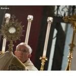 Papieska homilia naBoże Ciało