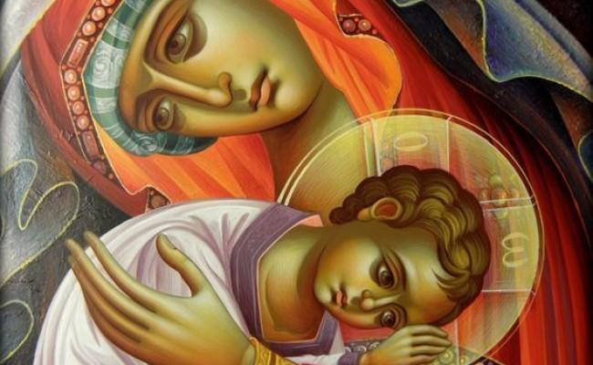Homilia naszego Ojca nauroczystość Świętej Bożej Rodzicielki