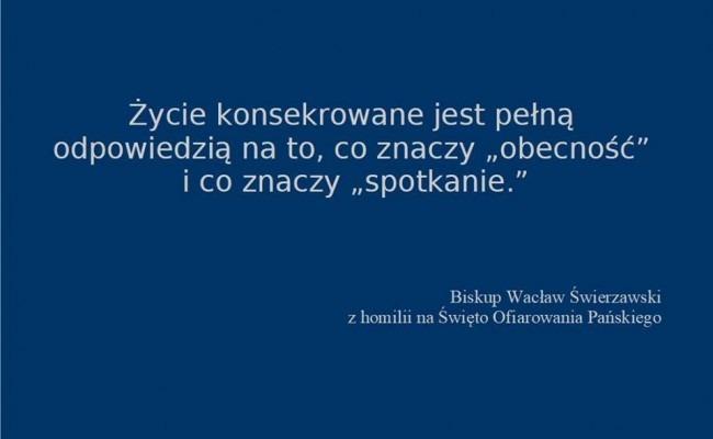 """Zhomilii Ojca – """"obecność ispotkanie"""""""