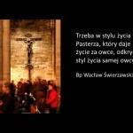 Zhomilii naszego Ojca – naNiedzielę Dobrego Pasterza