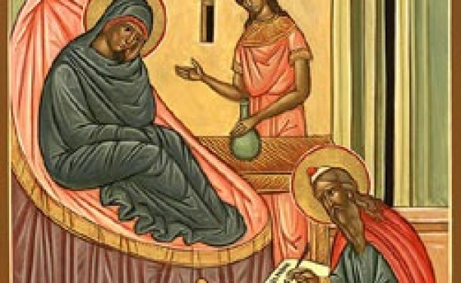 Narodzenie Jana Chrzciciela