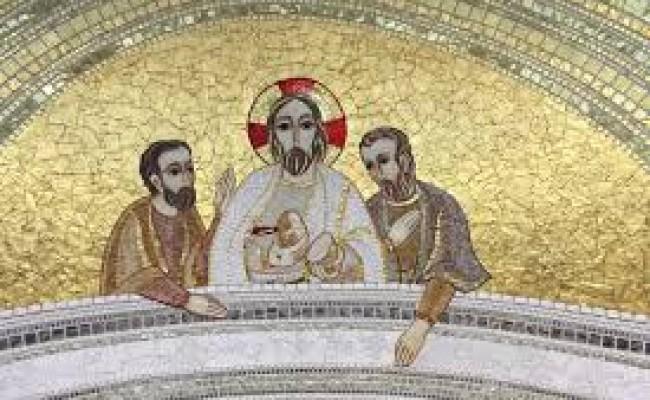 O. M. Rupnik SJ: Eucharystia jest doświadczeniem Zmartwychwstania