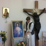 Nawiedzenie obrazu Serca Jezusowego