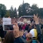 Wizyta papieża Franciszka naLitwie