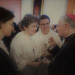 Życzenia uArcybiskupa Marka Jędraszewskiego