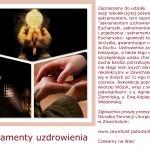 Sesja rekolekcyjna: Sakramenty uzdrowienia, 31.05-2.06