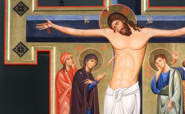 Celebracja Liturgii Wielkiego Piątku