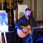 Czuwanie wkościele św.Marka ikoncert Marcina Stycznia