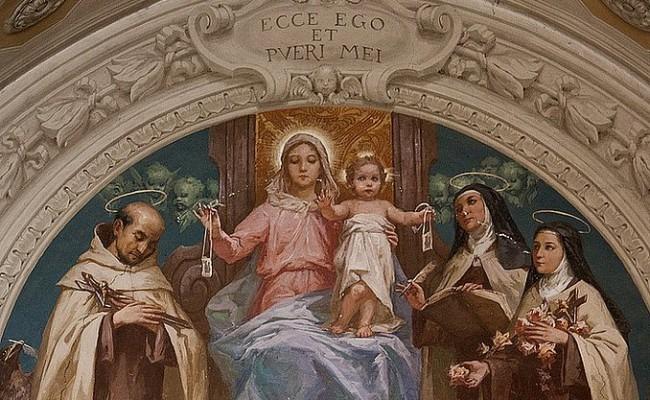 Matka Boża Szkaplerzna